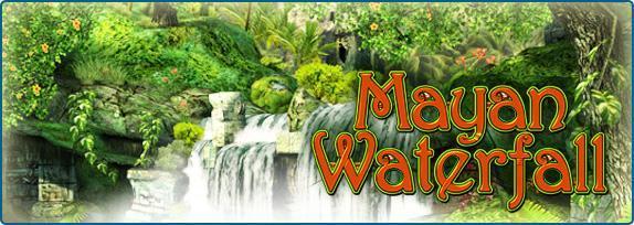 Они находятся недалеко от шикарногоcut. Mayan Waterfall 3D