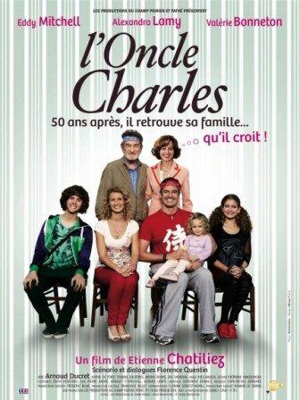 Дядя Шарль / L'oncle Charles (2012) HDRip | НТВ+