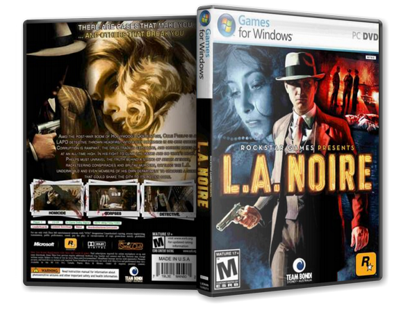 L.A. Noire: The Complete Edition (2011 RUS ENG RePack)