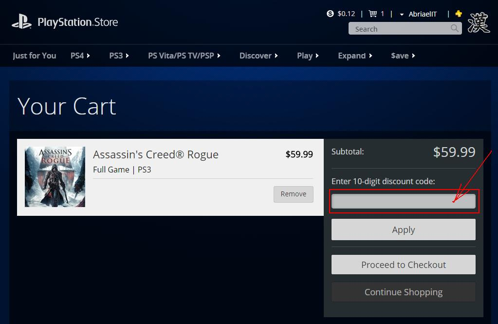 Playstation plus coupon code