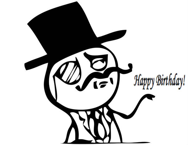 С днем рождения, ZippeR!