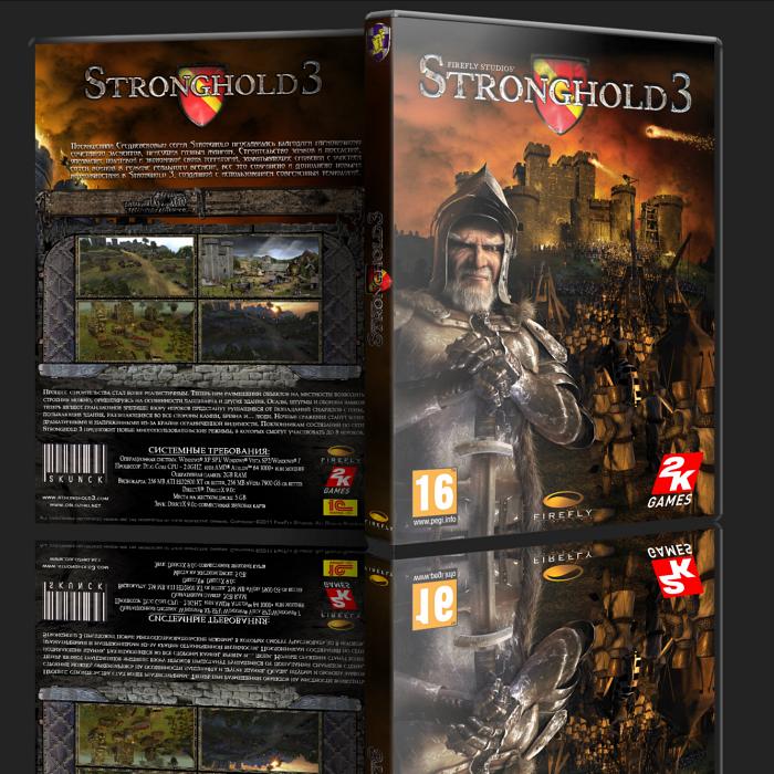 Stronghold 3 (2011 Лицензия RUS ENG Multi4)