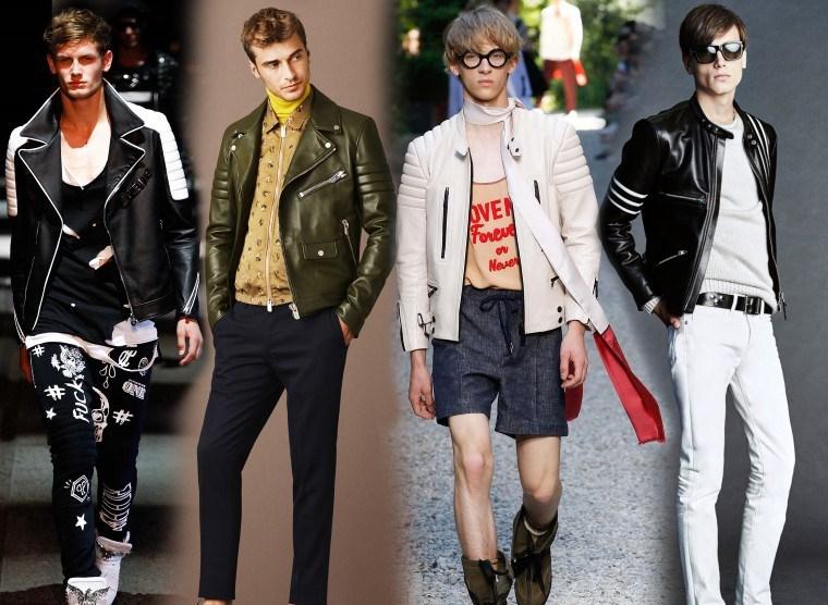 Модные тенденции курток весна 2016