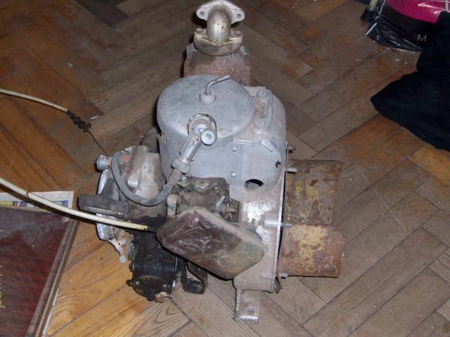Ремонт двигателя 2сд-м2