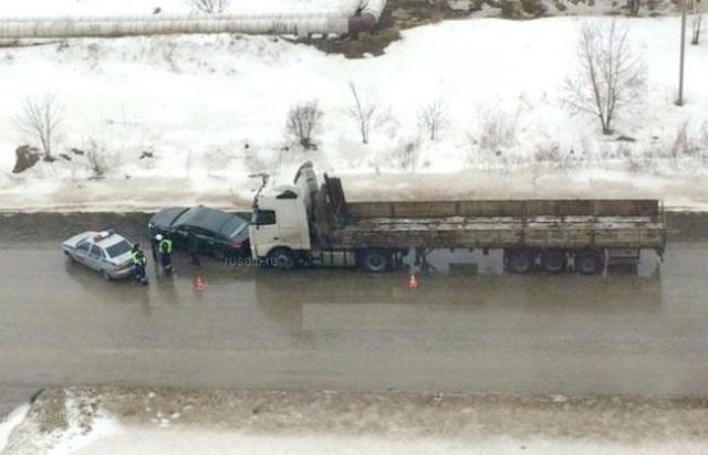 Аварии второй недели Февраля 2016