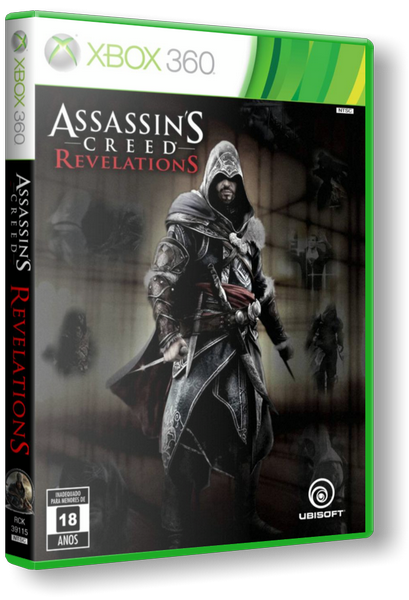 [XBOX360] Assassin's Creed : Revelations (2011 Region Free ENG)