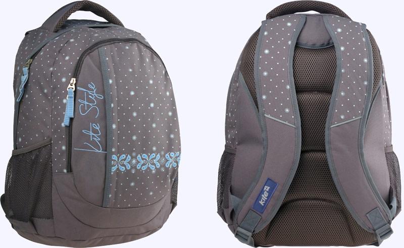 Рюкзак школьный KITE мод 855-1 Style Артикул  K15-855-1L Цена в  интернет-магазине  479,58 грн 6b0b7c1dcce