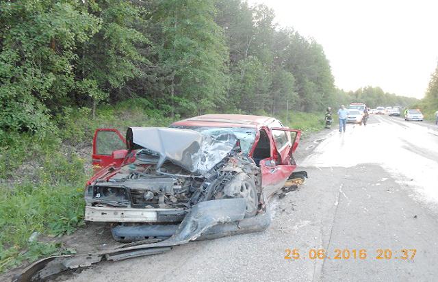 Аварии Июня 2016 4я неделя