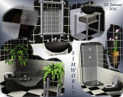 Мебель для ванной от magicdawn