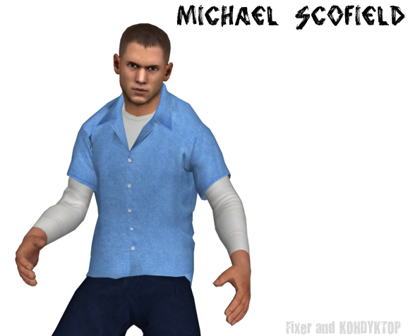 Los Santos Role Play • View topic - [Prison Break] - Michael ...