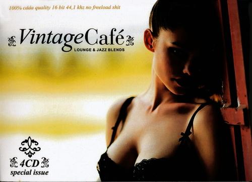 Vintage Cafe Lounge and Jazz Blends - Слушать и скачать