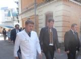 Олександр Сич відвідав бійців, які лікуються у Рівненському військовому гос ...
