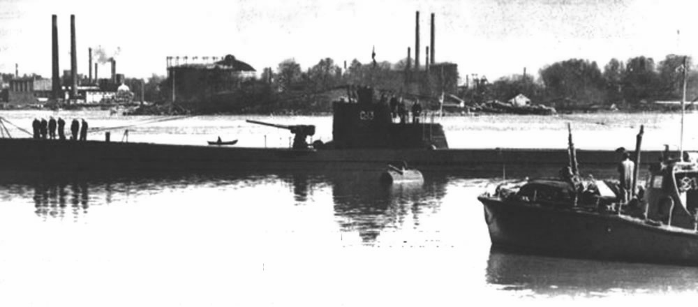 Аи маринеско командир подводной лодки м-96
