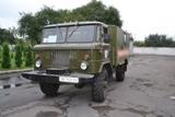 Автомобіль для військових на Схід передала ОДА