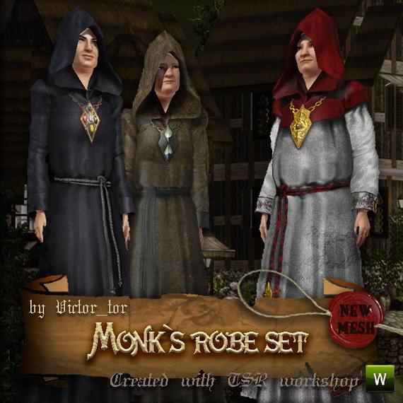 Одежда монахов от victor-tor