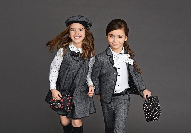 Осенняя детская одежда - тренд 2017 года