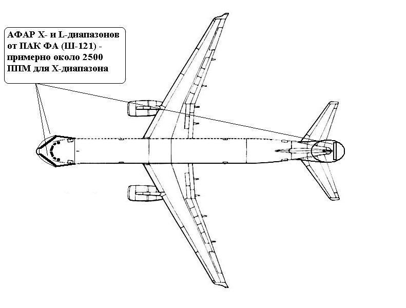 ps: а внутрь салона Ту-204-300