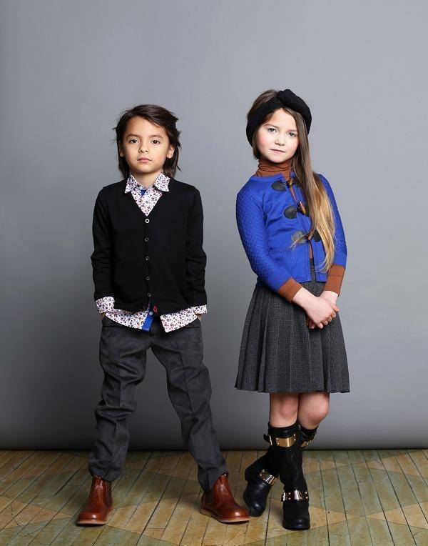 Детская обувь сезона осень-зима 2016-2017