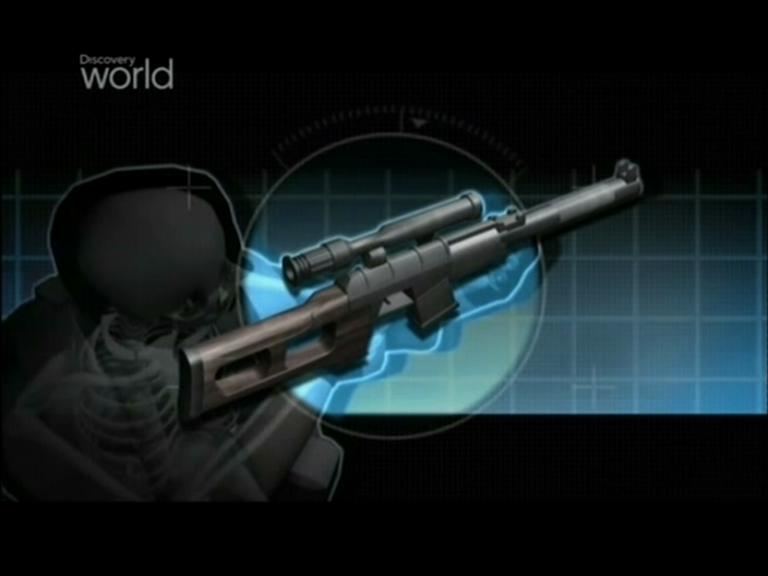 Discovery World: Weaponology. Russian Specnaz / Оружиеведение: Русский спецназ и русское оружие