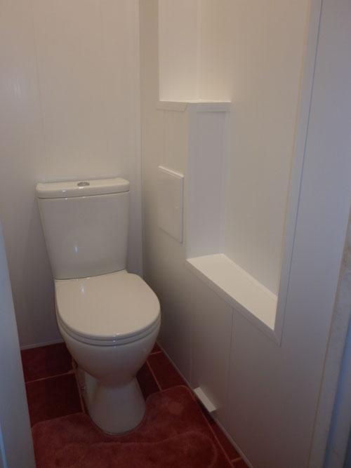 Туалет в панельном доме фото