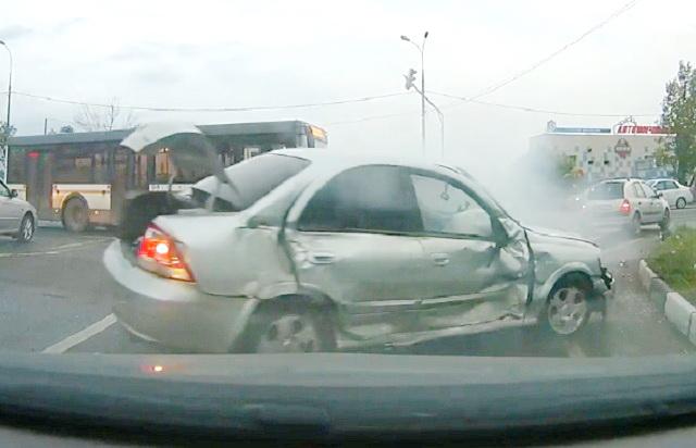 Аварии третьей недели мая 2016
