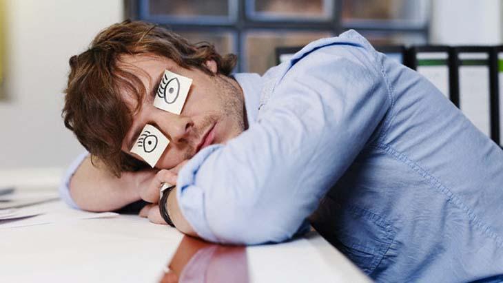 Что нужно делать чтобы не хотеть спать всю ночь