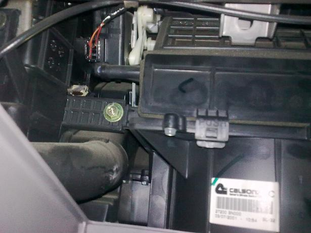 Блоки предохранителей Nissan Almera (N16) .