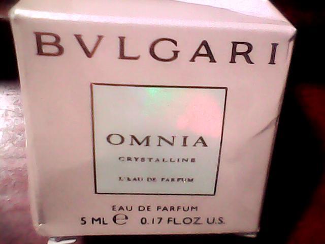 духи Bulgari Omnia Crystalline