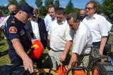 Сергій Рибачок перевірив готовність рятувальників Рівненщини до відновлювал ...