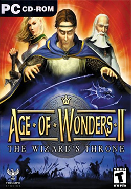Age of Wonders 2: Wizards Throne and Shadow Magic ( RUS/ ENG)