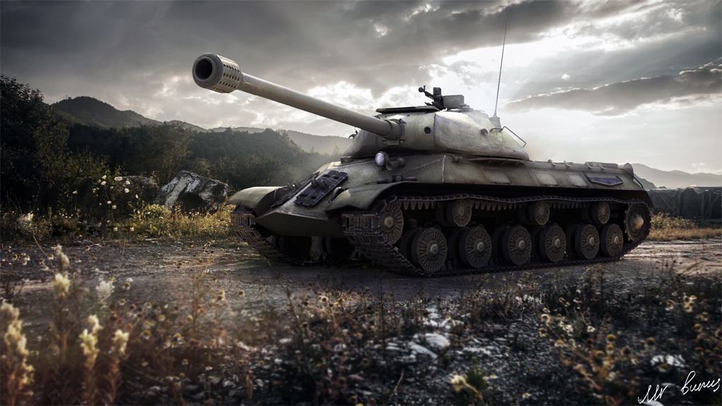 Hd обои world of tanks