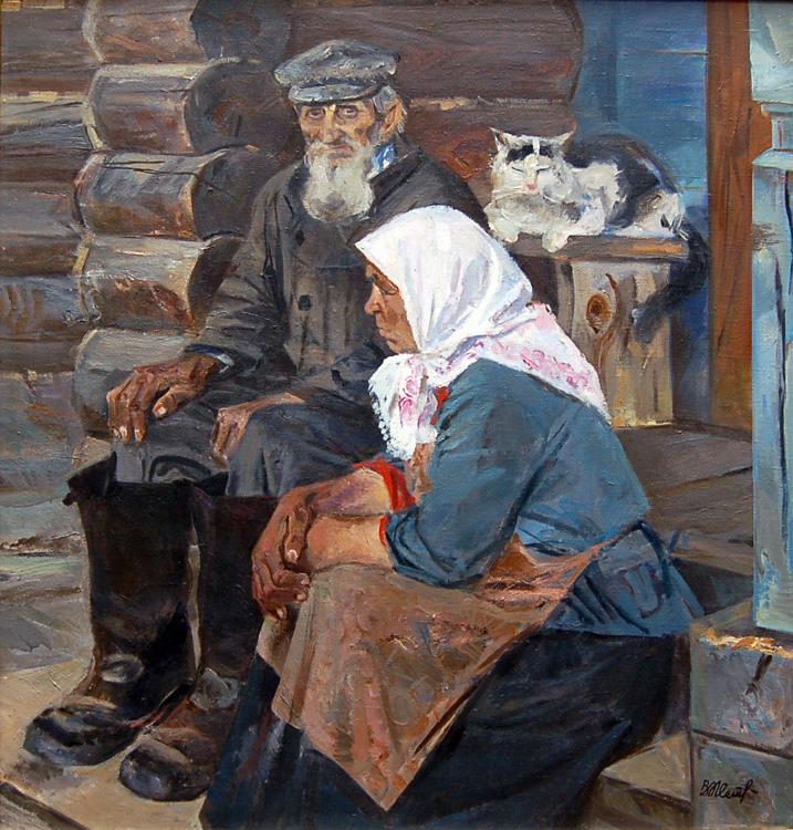 Старик с девчонкой 16 фотография
