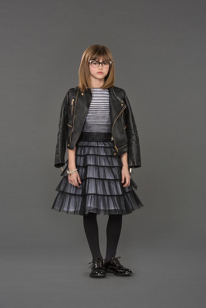 Осенняя обувь для девочек от Dsquared2: коллекция осень-зима 2016-2017