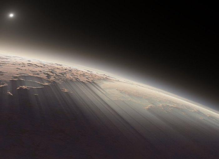 Нечто, найденное марсоходом (Часть 1)