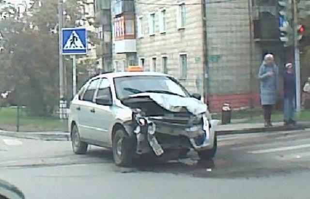 Новая подборка аварий и дтп от 17 10 16
