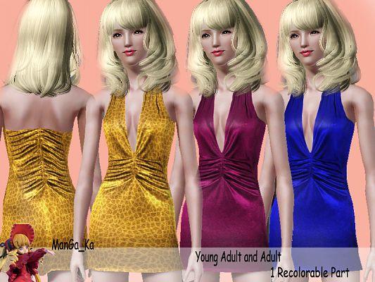Платье от ManGa_Ka