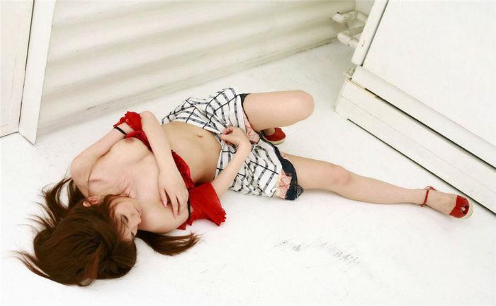 Эротика по-японски красота на грани дозволенного (29 фото) .