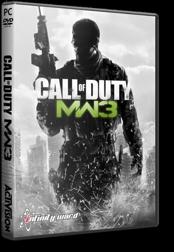 Call of Duty: Modern Warfare 3 (2011 Лицензия RUS RePack)