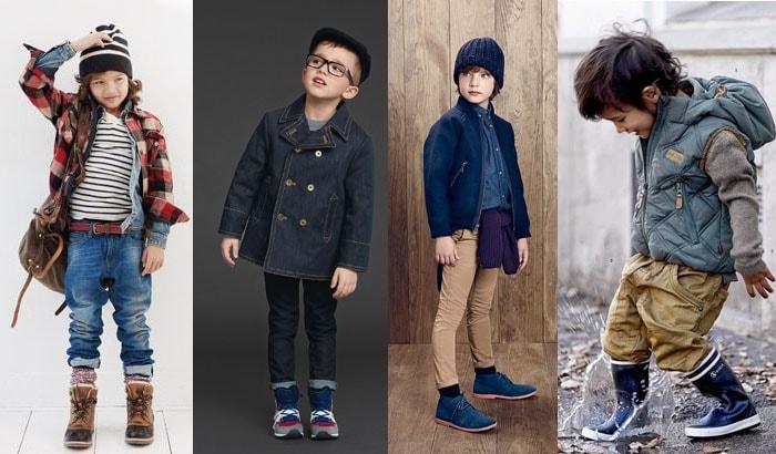 Детская обувь для мальчиков осень-зима 2016-2017