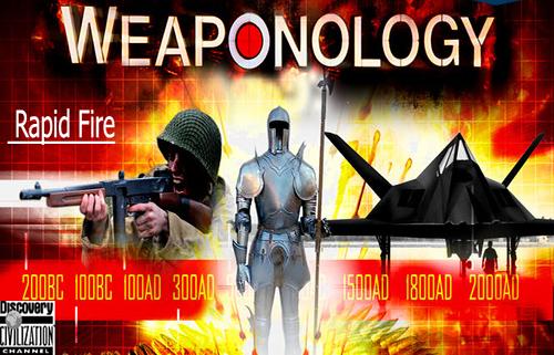 Оружиеведение: Скорострельное оружие / Weaponology: Rapid Fire