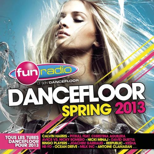 VA - Fun Radio Fun Dancefloor Spring 2013