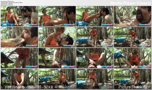 Dominican nudist girl